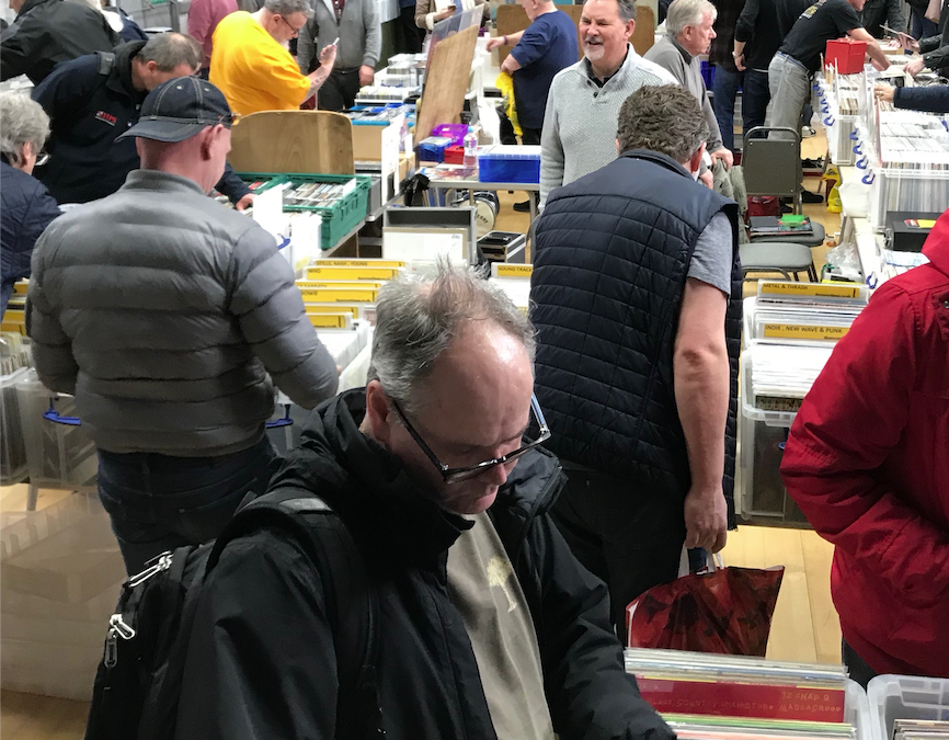 March's Orpington Record Fair